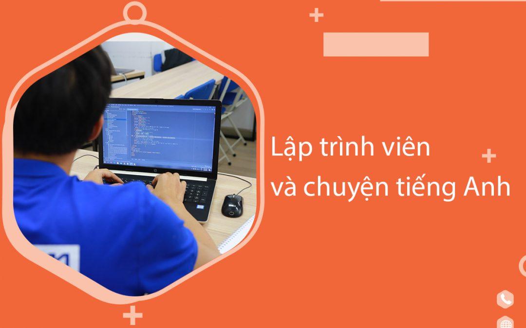 không biết tiếng Anh có học lập trình được không