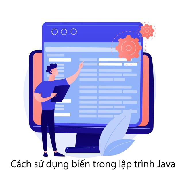 Khai báo biến trong lập trình Java