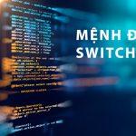 Mệnh đề Switch trong lập trình Java