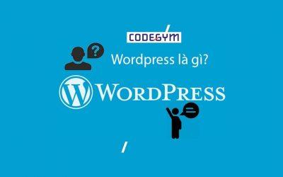 Hướng dẫn lập trình web bằng WordPress chi tiết từng bước (2021)